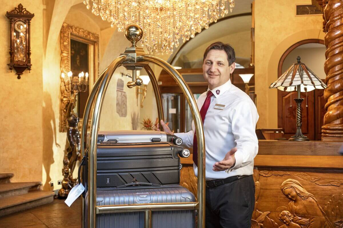 Top rated hotel service in Prague